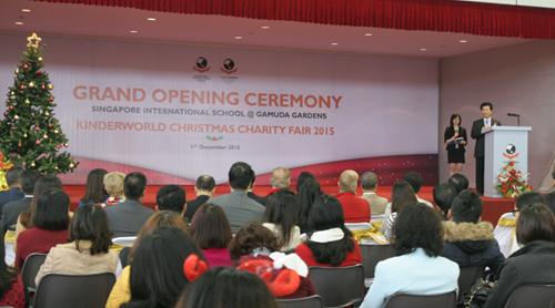 Trải nghiệm không gian giáo dục quốc tế tại Hà Nội