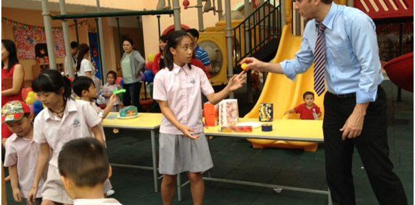 Trường Quốc tế Singapore tại Thành phố mới Bình Dương, nơi phụ huynh tin tưởng trao gửi con em mình