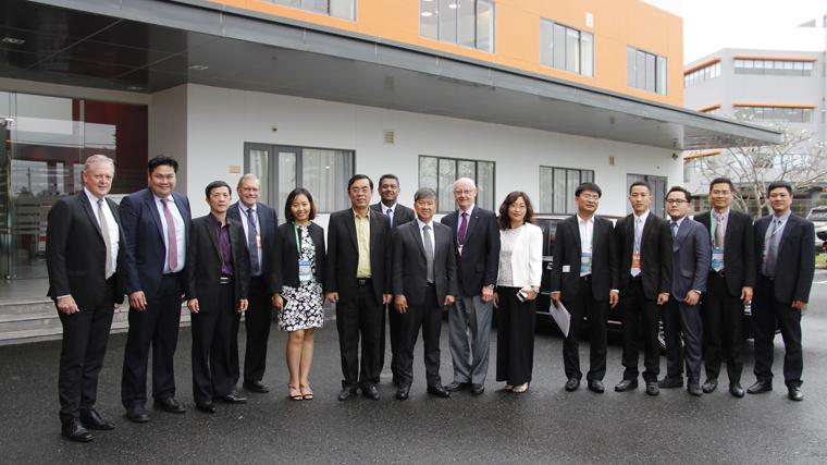 Mr Nguyen Duc Chinh – Chairman of Quang Tri